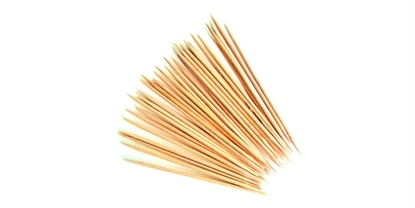 Picture of COCKTAIL STICKS WOODEN [10 PACKS OF 1000]